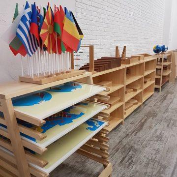 Наш класс Casa dei Bambini